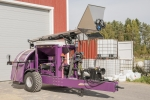 фото Машина для плющения зерна Murska W-Max 15СВ с упаковщиком