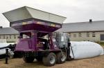 фото Машина для плющения зерна Murska W-Max 20СВ с упаковщиком