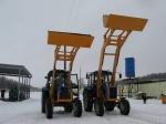 Фронтальный погрузчик на трактор Беларус