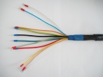 фото Силовой 11-ти жильный кабель для электрифицированных дождевальных машин