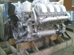 Двигатель к трактору Т-170